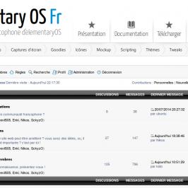 Le forum d'eOS France est ouvert