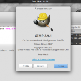 Compiler Gimp 2.9.1 unstable