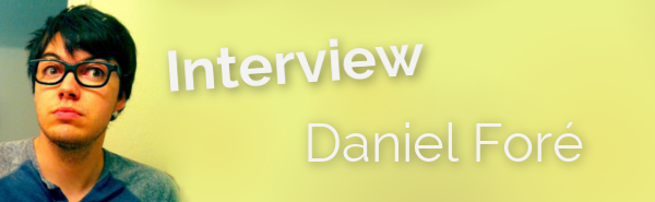Interview with Daniel Foré