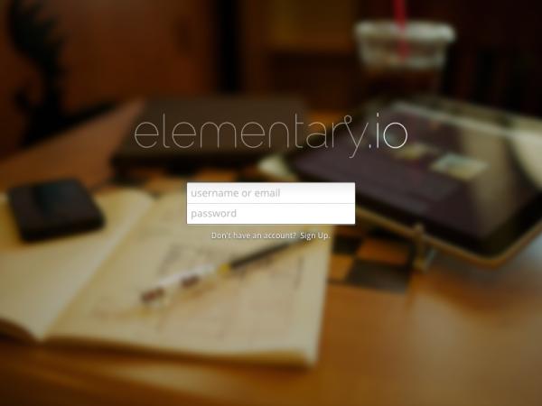 elementary IO par Daniel Foré