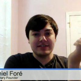 Interview de Daniel Foré – 1ére partie