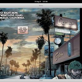 Un futur lecteur de comic books pour elementary OS