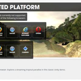 Unity3D & Co sur votre système