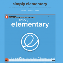 simply elementary, le podcast sur elementary !