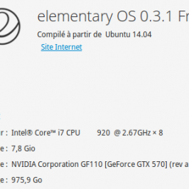Freya 0.3.1 est disponible !