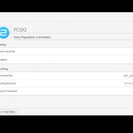 AppEditor : gérer vos applications dans WingPanel