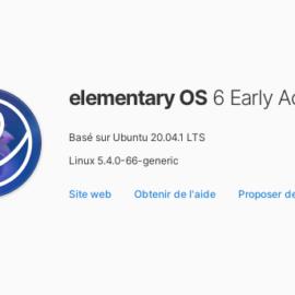 Logo elementary OS Odin